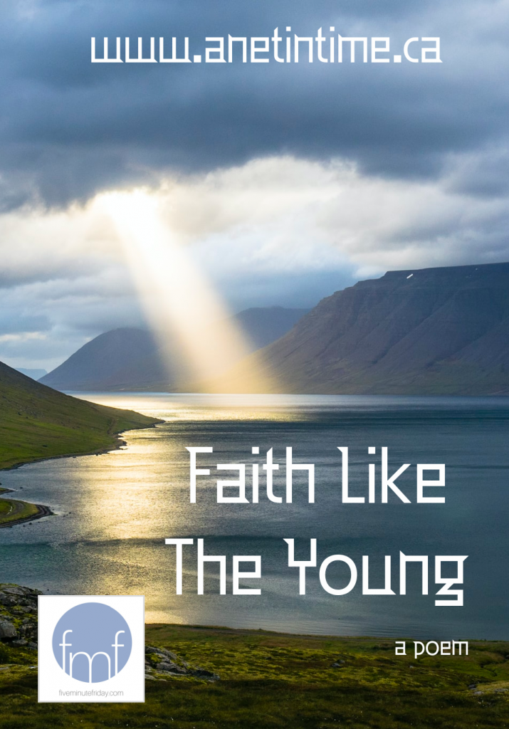 faith like the young
