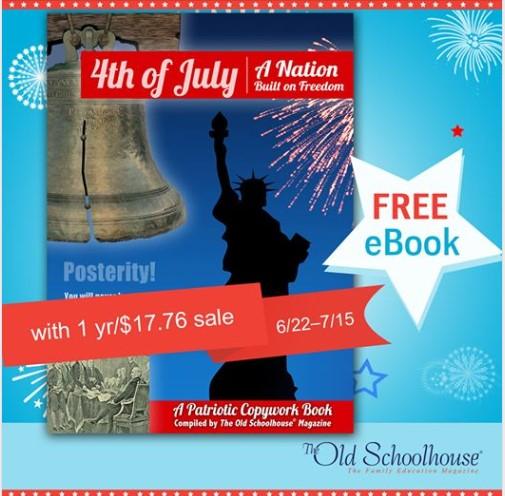 schoolhouseteachers july 2020 sale