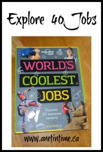 world's coolest Jobs