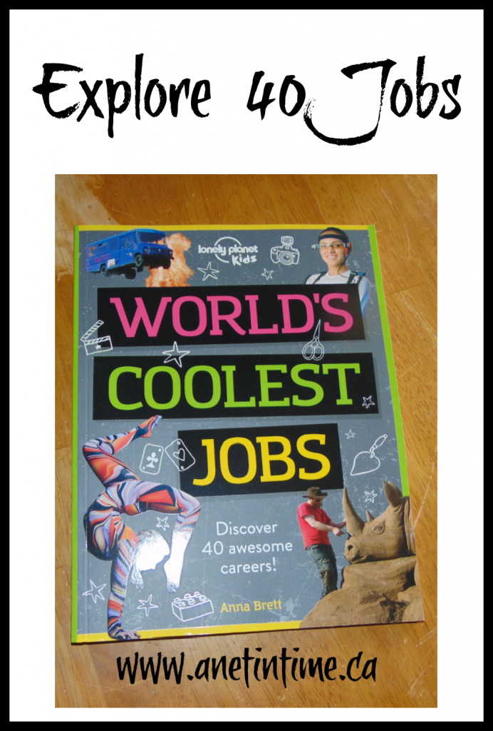 world's coolest Jobs