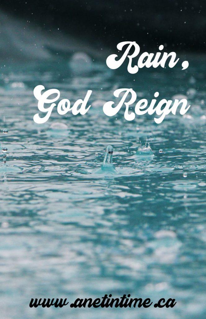 Rain God Reign