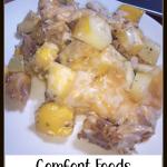 Comfort foods in November