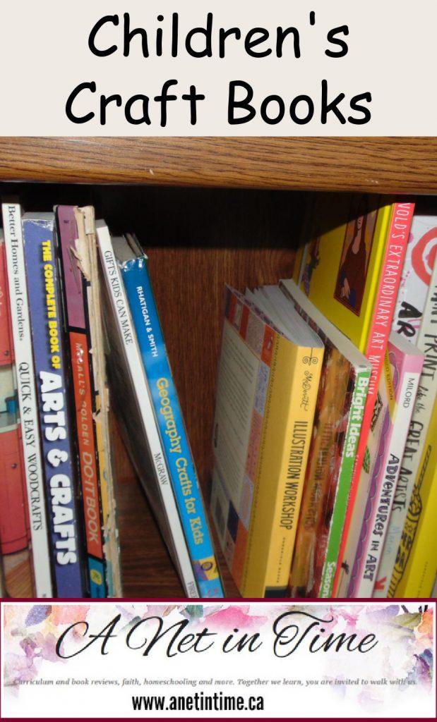 Children's Craft Books