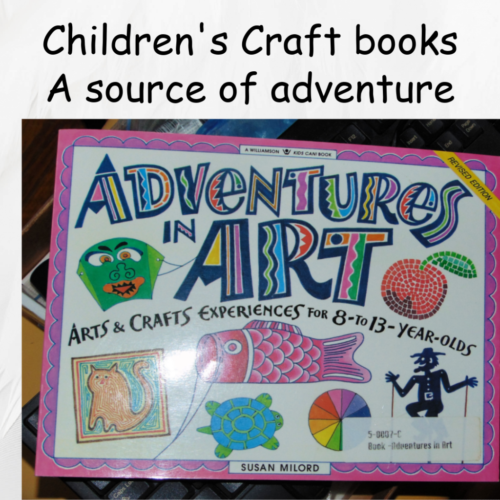 children's craft books
