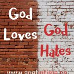 God Loves God Hates
