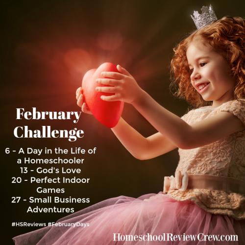 February Social Media Challenge