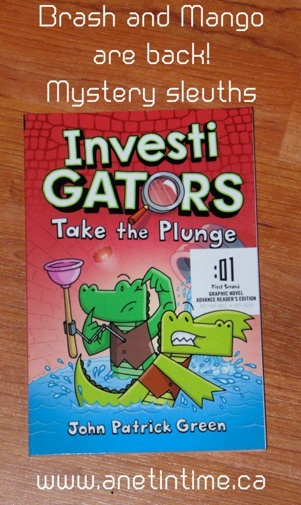InvestiGators take the Plunge