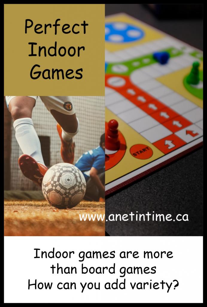 perfect indoor games