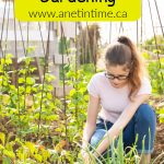 Teens and Gardening