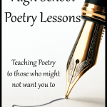 High School Poetry Lessons