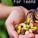 DIY Snacks for Teens