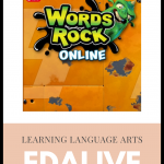 Words Rock Online by EdAlive