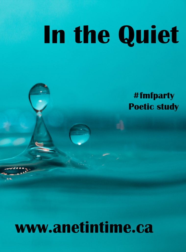 in the quiet