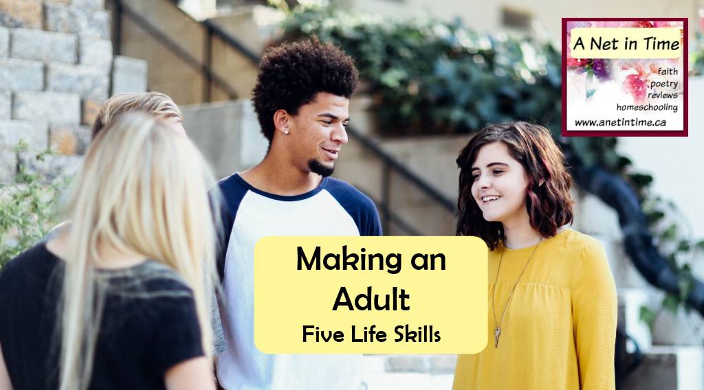 Making an adult