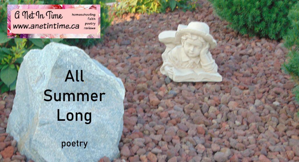All Summer Long, rock on gravel background