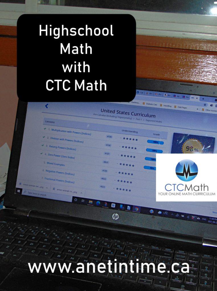 Highschool Math with CTCMath