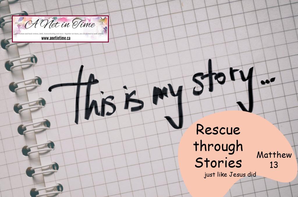 rescue through stories
